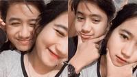 Potret cantik Mega Nay, kekasih baru artis TikTok, Bowo Alpenliebe. (Sumber: Instagram/