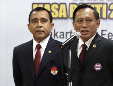 Ketua Pengurus Pusat PBVSI, Imam Sudjarwo