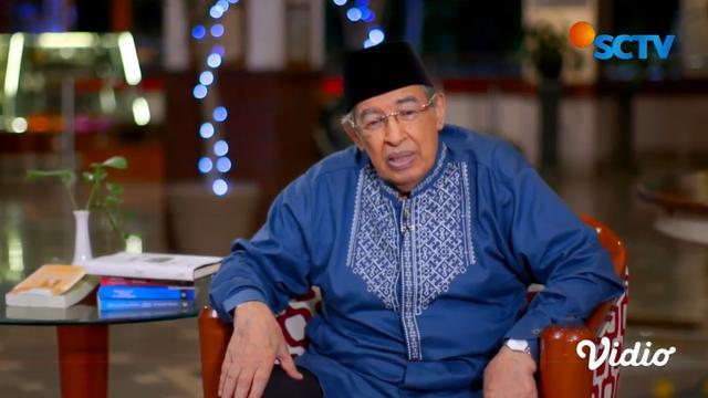 Quraish Shihab Jangan Pernah Mempersekutukan Allah Swt Ramadan Liputan6 Com