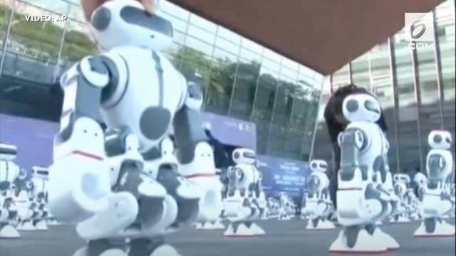 Robot bernama Dobi diberikan penghargaan oleh Guinness World Records setelah berhasil memecahkan rekor dunia.