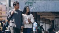 Ardhito Pramono dan Rachel Amanda bermain di film NKCTHI (Instagram/filmnkcthi)