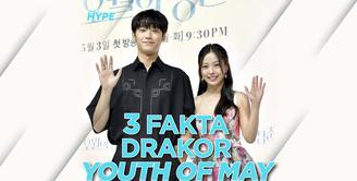 3 Fakta Youth of May, Drakor Terbaru Go Min Si dan Lee Do Hyun