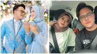 Potret romantis Danang DA dan calon istrinya yang jarang tersorot. (Sumber: Instagram/hemasnura)