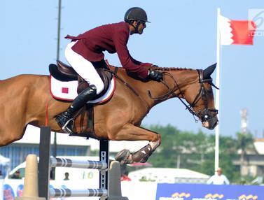 Berharga Rp 345 Miliar, Ini Kuda Termahal yang Tampil di Asian Games 2018