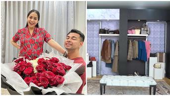 6 Momen Raffi Ahmad Bikin Mal di Rumah untuk Nagita Slavina, Rayakan Anniversary ke-7