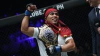 Kevin Belingon, petarung MMA ONE Championship asal Filipina (Foto: ONE Championship)