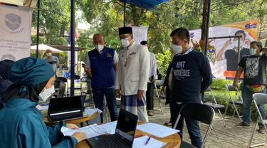 DPW NasDem Jawa Barat Gelar Vaksinasi Covid-19