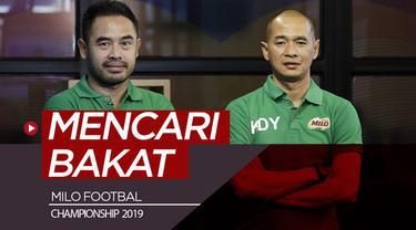 Berita video Kurniawan Dwi Yulianto dan Ponaryo Astaman akan menjadi tim pelatih sekaligus memilih pesepakbola muda terbaik di tanah air yang berkesempatan bertemu pemain Barcelona.