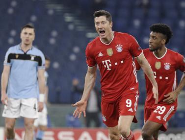 Lazio vs Bayern Munchen