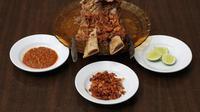 Salah satu kuliner andalan Makassar (Liputan6.com / Fauzan)