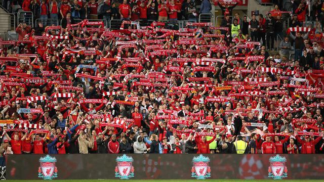 Survei Menyebutkan Suporter Liverpool Paling Sering Mengumpat di ...