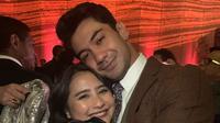 Prilly Latuconsina dan Reza Rahadian (Foto: Instagram @prillylatuconsina96)
