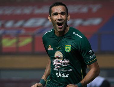 Foto: Diperkuat Legiun Asingnya, Persebaya Menang 3-1 atas Persikabo 1973 dalam BRI Liga 1 2021 / 2022