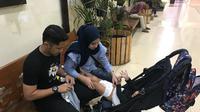 Hengky Kurniawan dan Sonya Fatmala  (Dok. Instagram/@hengkykurniawan/https://www.instagram.com/p/Bs23xCJl-iE/Komarudin)