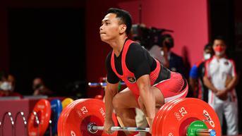 Raih Medali Olimpiade, Eko Yuli Tidak Ingin Sombong Saat Bertanding di PON XX Papua