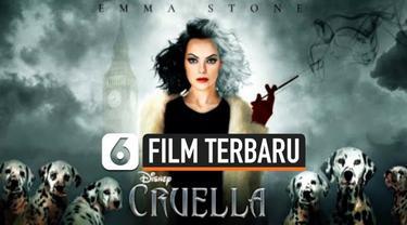 Pada Mei mendatang rumah produksi Walt Disney dikabarkan akan merilis film Cruella, tokoh penjahat dari film kartun 101 Dalmatians yang diperankan oleh Emma Stone.