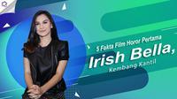 5 fakta film horor pertama Irish Bella, Kembang Kantil.