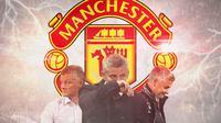 Manchester United - Ilustrasi Ole Gunnar Solskjaer (Bola.com/Adreanus Titus)