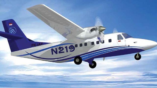 Pesawat N219 Buatan PTDI Dibanderol Rp 91 Miliar - Bisnis Liputan6.com