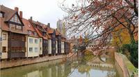 Banyak Tempat Lockdown dan Diisolasi, Kota di Jerman Ini Justru Pamer Wisata. (dok.Instagram @camera.readyscenes/Henry)