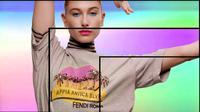Roma menjadi inspirasi Fendi untuk meluncurkan koleksi kaos ceria berikut ini. (Foto: Fendi)