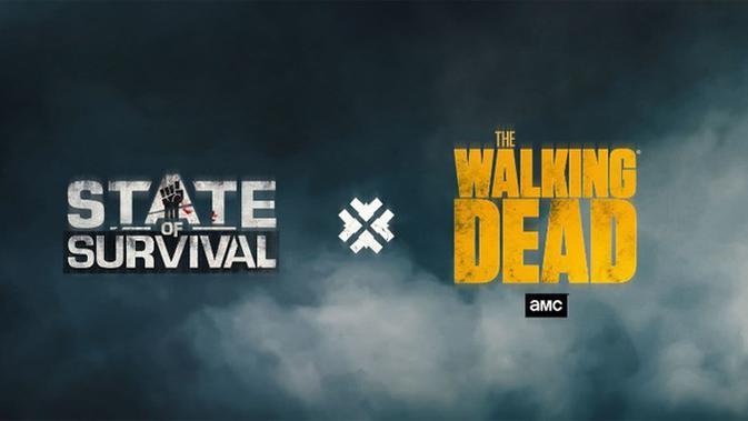FunPlus dan AMC kolaborasi untuk hadirkan karakter ikonik The Walking Dead di State of Survival. (Doc: FunPlus)