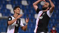 Sassuolo Vs Juventus (AFP/ Marco Bertolerro)