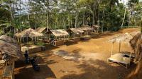 Banjarnegara ramaikan destinasi digital dengan Pasar Lodra Jaya. (foto: dok Kemenpar)