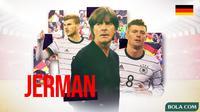 Piala Eropa 2020 - Profil Tim Jerman (Bola.com/Adreanus Titus)
