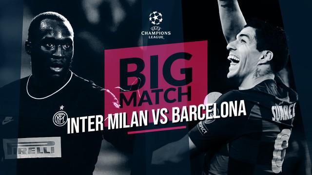 Berita Video Inter Milan Vs Barcelona, I Nerrazurri Berpeluang Lolos Jika Messi tak Tampil