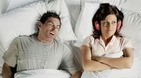 Jangan sampai kamu mengganggu orang yang tidur sekamar denganmu, karena dengkuran yang keras.