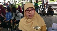 Istri Ahmad Heryawan, Netty Prasetiyani siap maju bersaing jadi Gubernur Jabar di Pilkada 2018. (Liputan6.com/Kukuh Saokani)