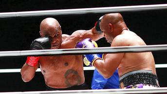 Mike Tyson Berniat Naik Ring Lagi