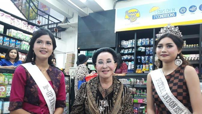 MRAT Mooryati Soedibyo Jadi Pelindung Pengusaha Kecil - Regional Liputan6.com