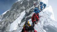 7. Turun gunung lebih berbahaya daripada mendaki  (Via: prisa-apri.blogspot.com)