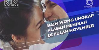 Jika tak ada aral melintang, keduanya akan menggelar akad nikah pada tanggal 22 November dan dilanjutkan dengan resepsi pada 24 November 2018 di Jakarta.