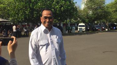 Menteri Perhubungan Kabinet Kerja Jilid I Budi Karya Sumadi