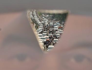 Bulan Ramadan, Kemacetan di Ibukota Terjadi Lebih Awal