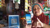 Euforia Pemilu 2019 juga dirayakan oleh dompet digital DANA dengan bagi-bagi sekotak teh celup gratis untuk yang sudah mencoblos. (Foto: DANA)