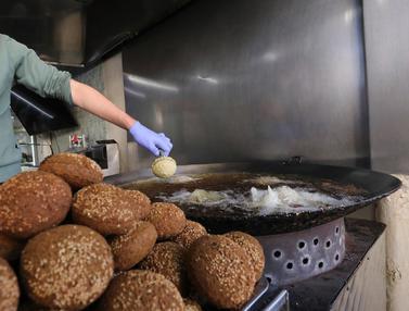 Falafel, Menu Berbuka Khas Timur Tengah