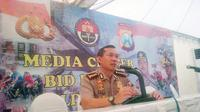 Kabid Humas Polda Metro Jaya Kombes Pol Awi Setiyono. (Liputan6.com/Dian Kurniawan)