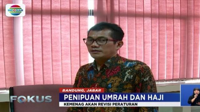 Kemenag melalui Direktur Bina Umrah dan Haji Khusus mengatakan akan merivisi peraturan untuk menutup celah para pebisnis umrah nakal.