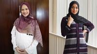 6 Artis yang Jalani Puasa Ramadan dengan Hamil Anak Pertama (sumber: Instagram.com/cutratumeyriska dan Instagram.com/citraciki)