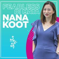 FIMELA FEST 2019: Nana Koot dari Foodie Hingga Jadi Food Vlogger
