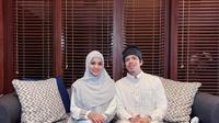 Bagikan Potret Ramadhan Pertama bareng Atta Halilintar, Penampilan Aurel Hermansyah Berhijab Curi Perhatian. (instagram.com/aurelie.hermansyah)