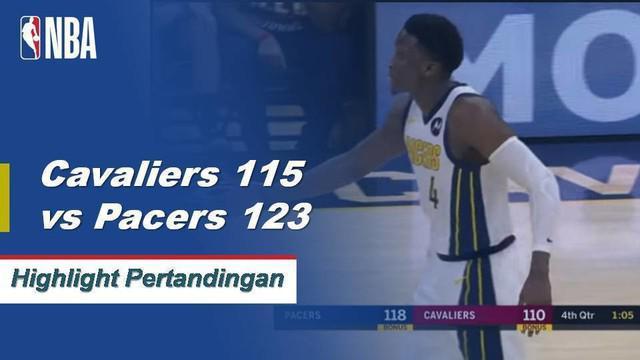 Thaddeus Young mencetak 26 poin dan Bogdan Bogdanovic menambah 23 dalam kemenangan Pacers.