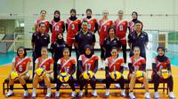 Timnas voli putri Indonesia akan tampil pada kualifikasi Olimpiade 2020 di Nakhon Ratchasima, Thailand, 7-12 Januari. (foto: PBVSI)