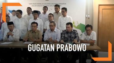 Yusril Ihza Mahendra siap menghadapi gugatan mengenai hasil Pemilu 2019 di Mahkamah Konstitusi yang diajukan oleh BPN Prabowo-Sandaiaga.