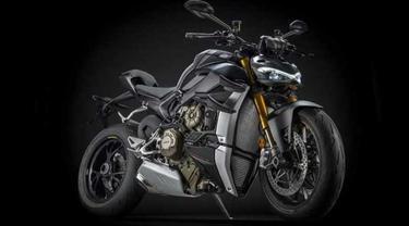 Ducati Streetfighter V4 SP dibekali banyak penyempurnaan