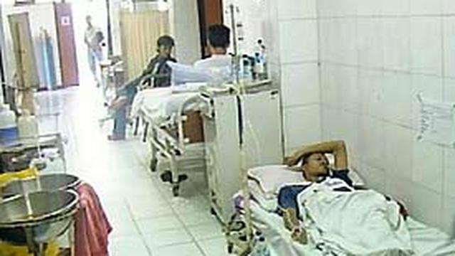 Pasien Demam Berdarah Dirawat Di Koridor Rumah Sakit News Liputan6 Com